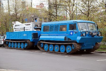 Новая техника Министерства Энергетики РФ